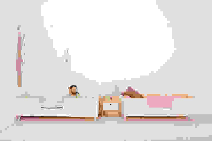 ice cream bed: wie ein KINO의 현대 ,모던
