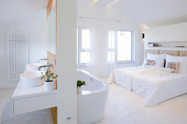 Bedroom by FischerHaus GmbH & Co. KG, Colonial