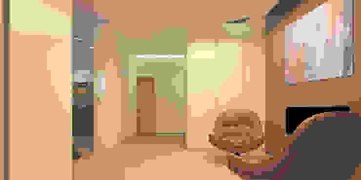 Апартаменты #5 Гардеробная в стиле модерн от Zikzak architects Модерн