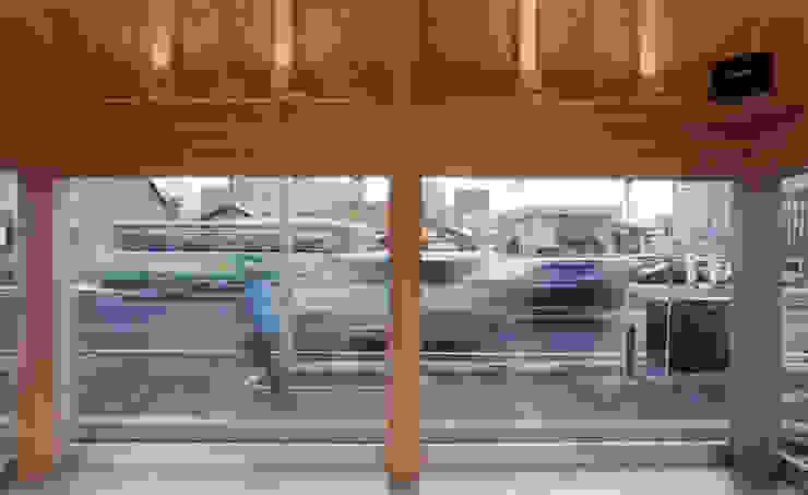 ㈱札幌ワシダ新社屋 の 畠中 秀幸 × スタジオ・シンフォニカ有限会社 ミニマル