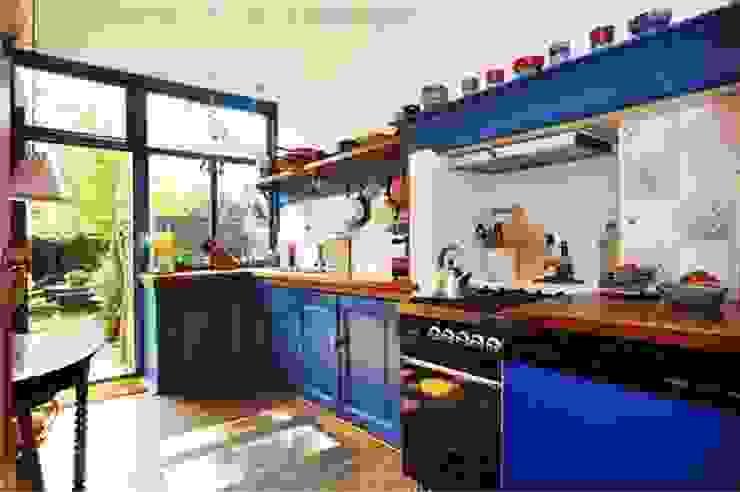 Bestaande situatie van de keuken Klassieke keukens van Studiohecht Klassiek