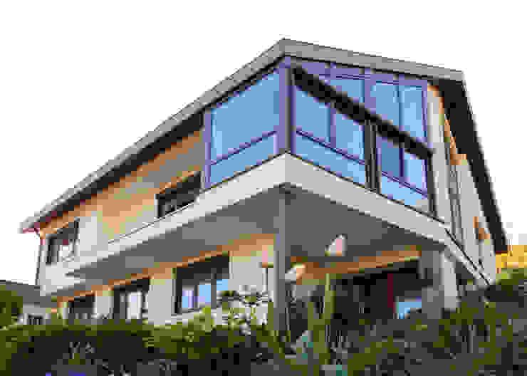 Nowoczesne okna i drzwi od Fenster-Paul GmbH Nowoczesny