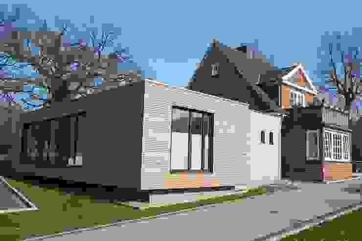 Ansicht Neubau 1 Architekturbüro Griebel Moderne Praxen