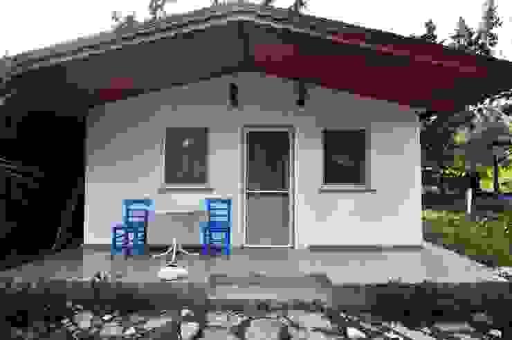 Гостиницы в средиземноморском стиле от Angora Camping Средиземноморский