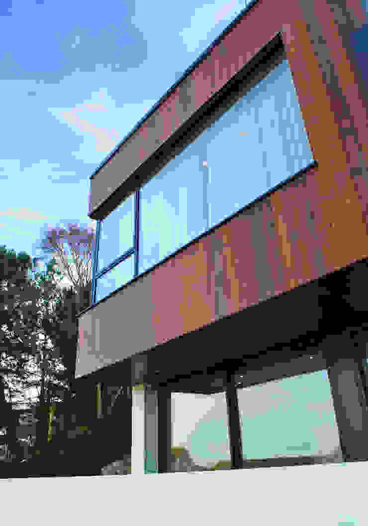 Banks Road, Sandbanks, Poole David James Architects & Partners Ltd Modern houses