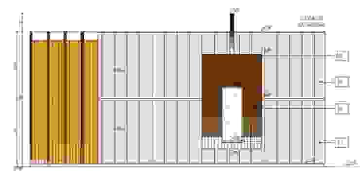 мінімалістський  by KDesign Architekci, grupa MODOSO, Мінімалістичний