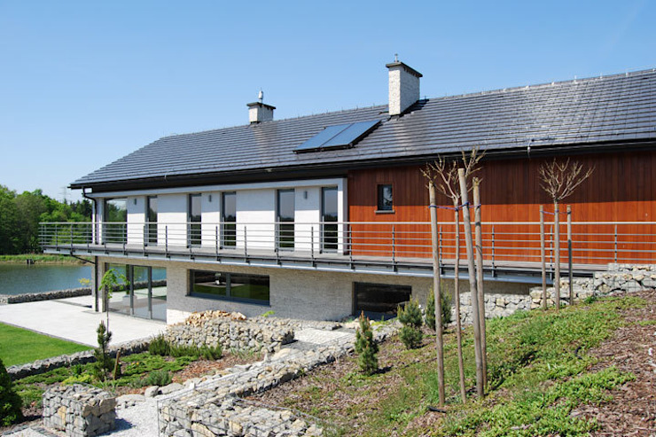 Rumah Modern Oleh Susuł & Strama Architekci sp. z o.o. Modern