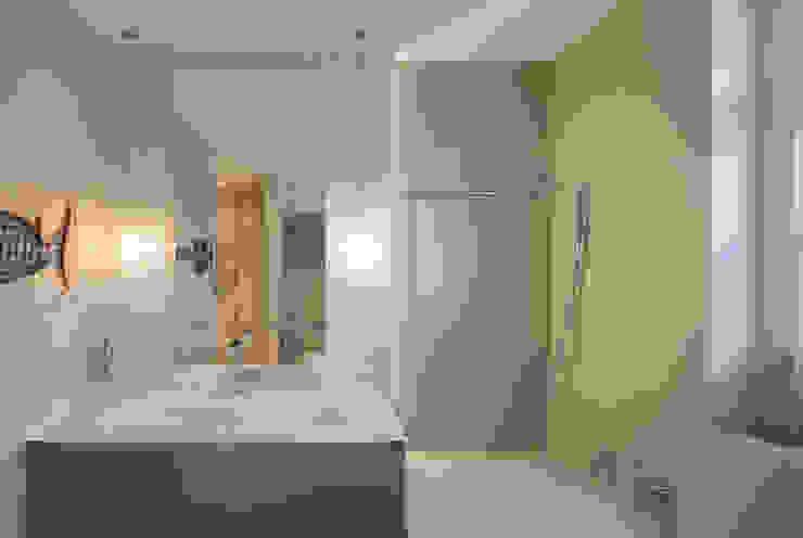 Tschander.Keller architekten Classic style bathroom