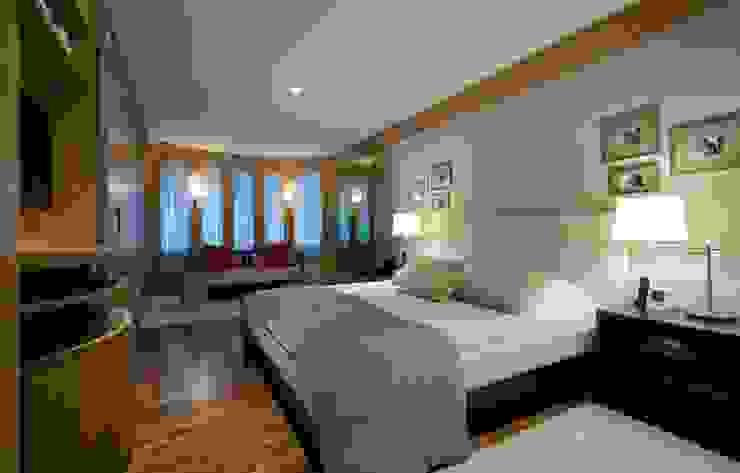 Dormitório Quartos clássicos por Ana Menoita Arquitetura e Interiores Clássico