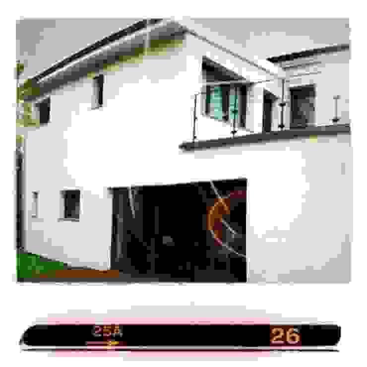 The atypical House Maisons modernes par Agence O² Design Moderne