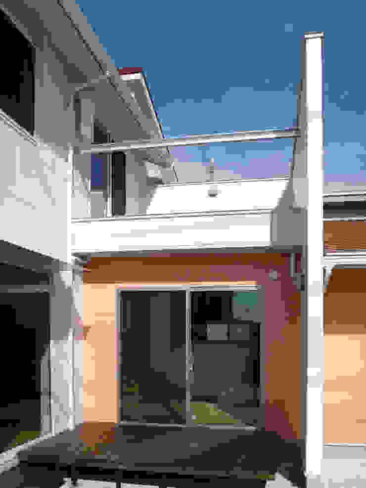 薔薇の家 オリジナルな 家 の 株式会社SOM(ソム)建築計画研究所 オリジナル