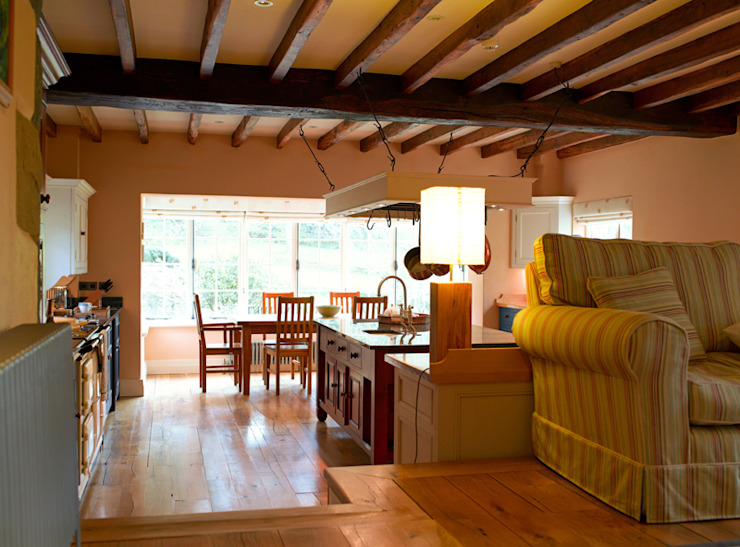 La Falaise Rustieke keukens van CCD Architects Rustiek & Brocante