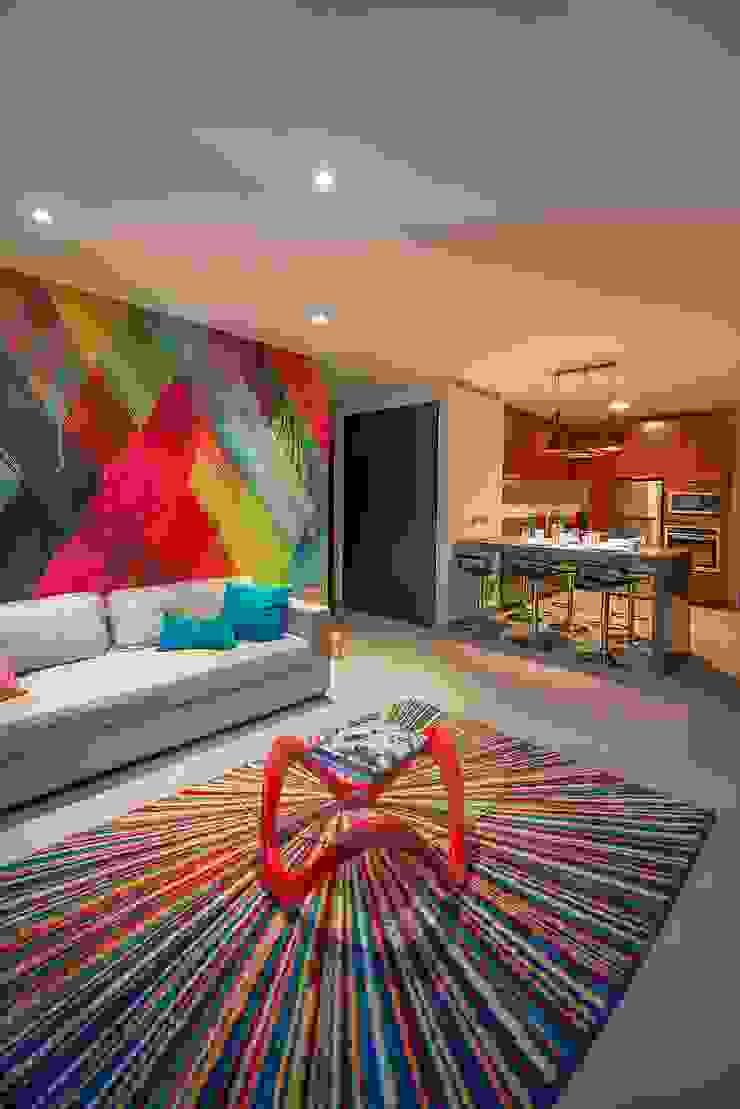 ESTUDIO TANGUMA Living roomAccessories & decoration Red