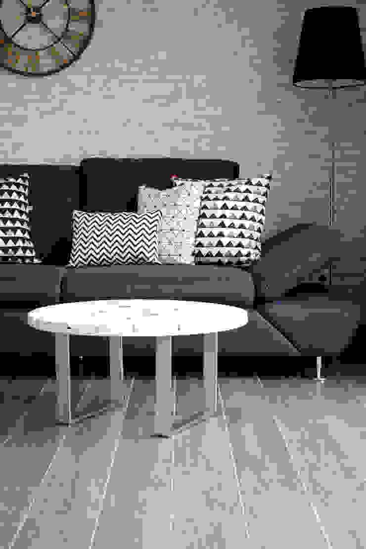 Raumkonzepte Moderne Wohnzimmer von Villka Hillka Modern