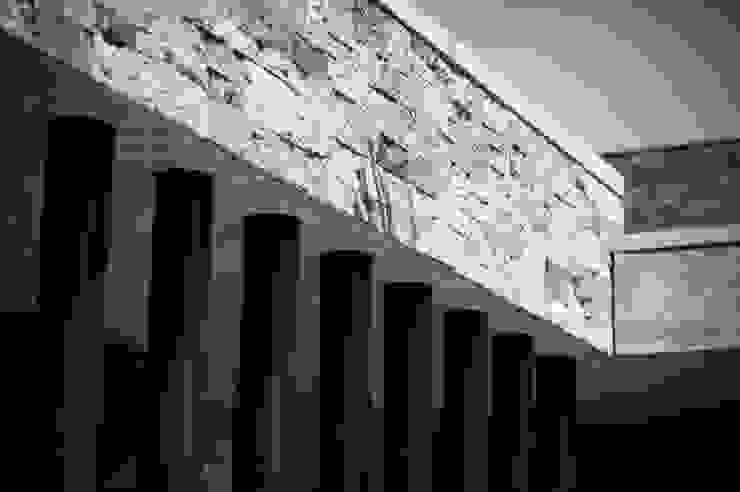 Dinding & Lantai Modern Oleh Stone Contractors Modern