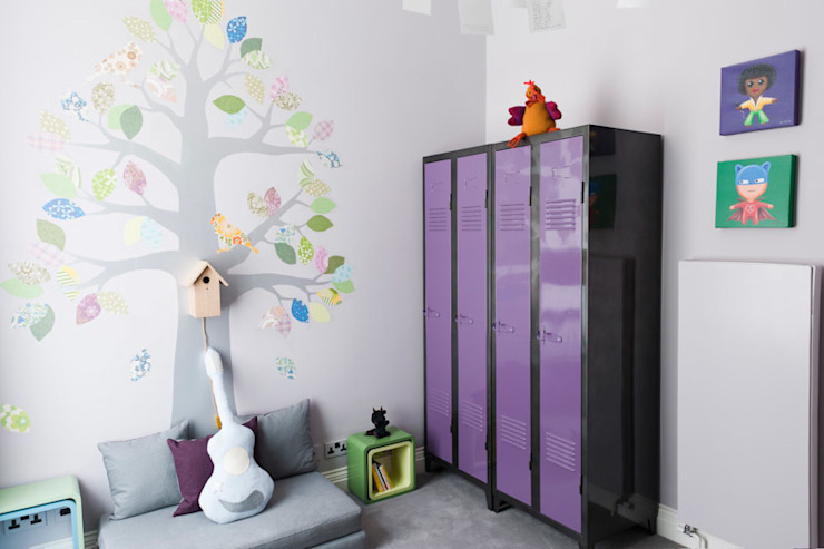 Nursery/kid's room by bobo kids, Modern