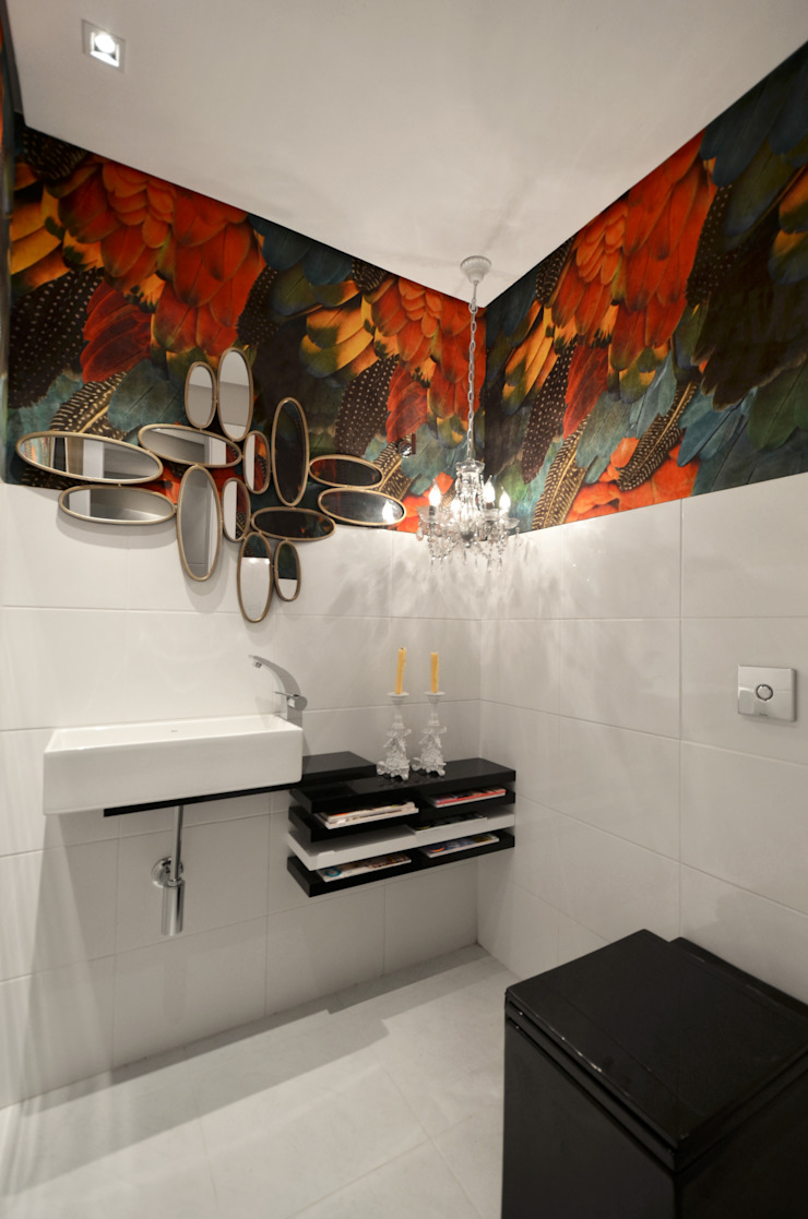 Tropical style bathroom by Johnny Thomsen Arquitetura e Design Tropical
