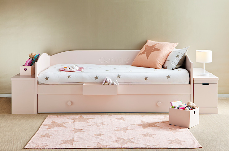 Redondela bed : modern  by bobo kids, Modern