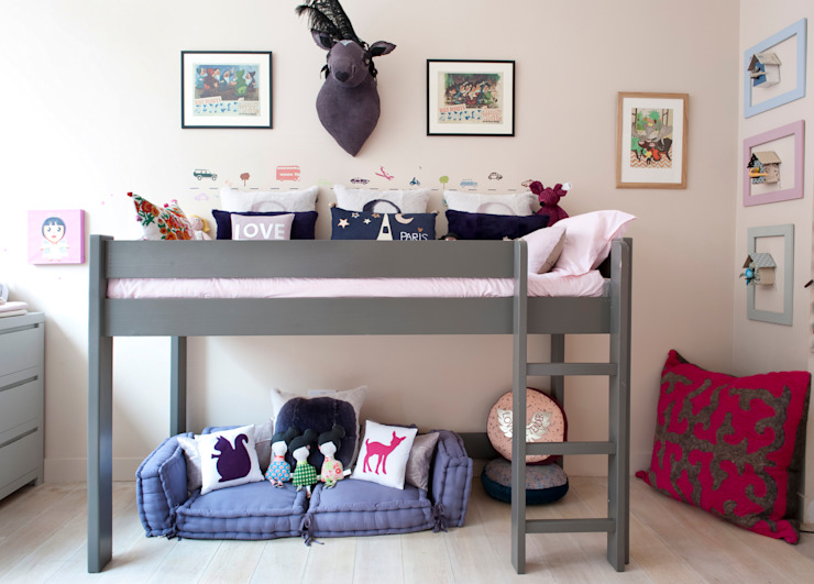 High Bed at bobo kids de bobo kids Moderno