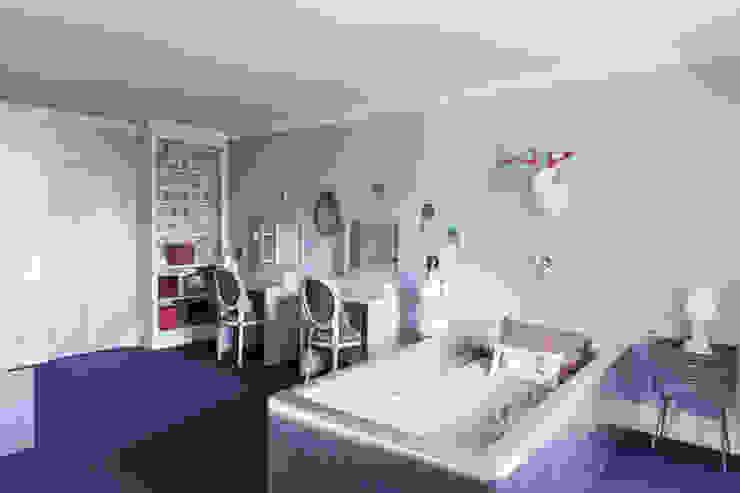Bedroom designed by bobo kids bobo kids Nursery/kid's room
