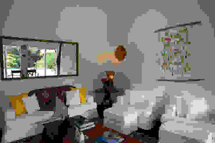 Renata Romeiro Interiores 客廳