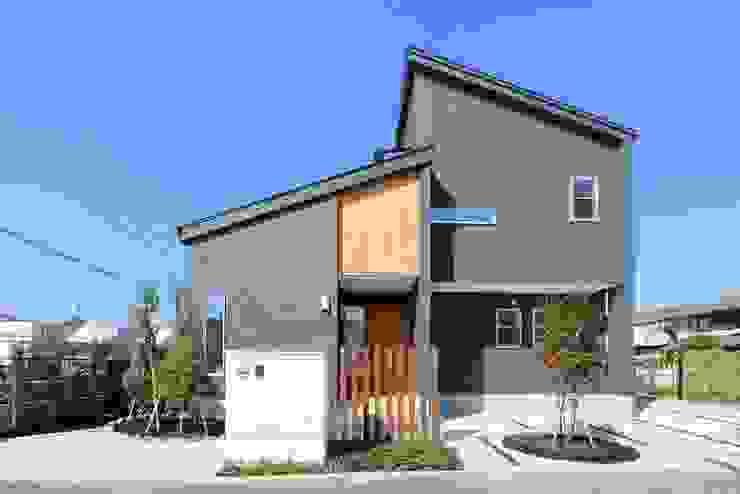 Modern houses by シーズ・アーキスタディオ建築設計室 Modern