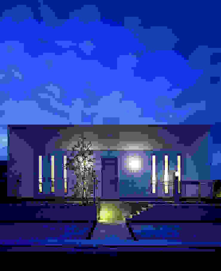 桐の家 モダンな 家 の 住工房一級建築士事務所 モダン