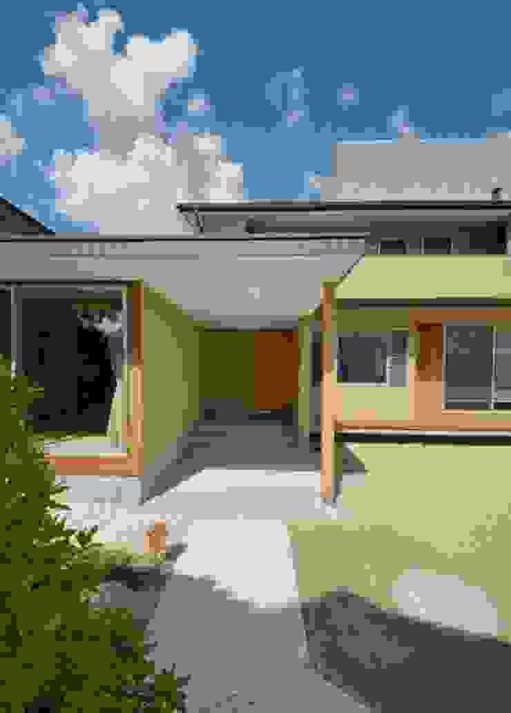 ヒンプンのある家 クラシカルな 家 の 岩田建築アトリエ クラシック