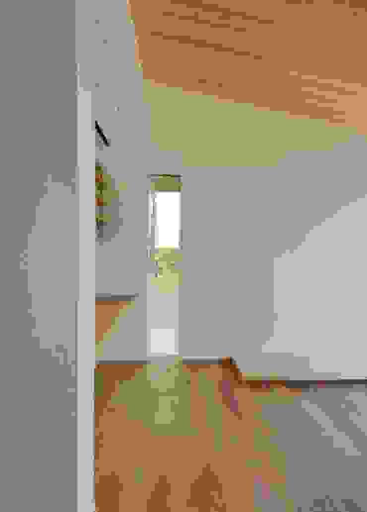 ヒンプンのある家 北欧風 家 の 岩田建築アトリエ 北欧