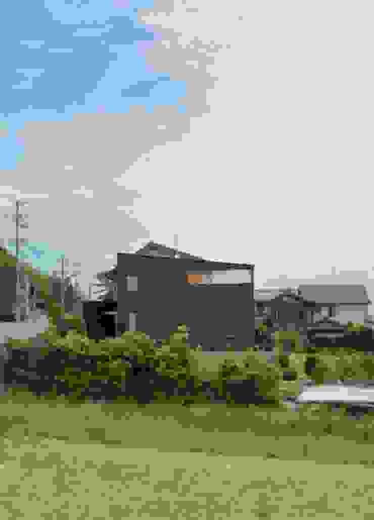 湖西の家 モダンな 家 の 岩田建築アトリエ モダン