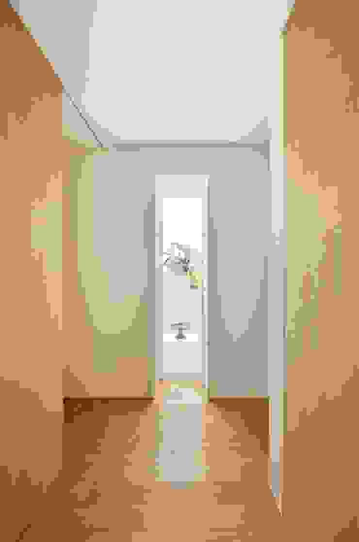 小さな平屋 モダンデザインの 多目的室 の 岩田建築アトリエ モダン