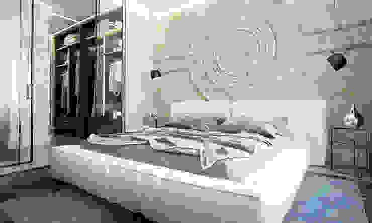 Апартаменты в Санкт-Петербурге Спальня в классическом стиле от Наталья Озерова Классический