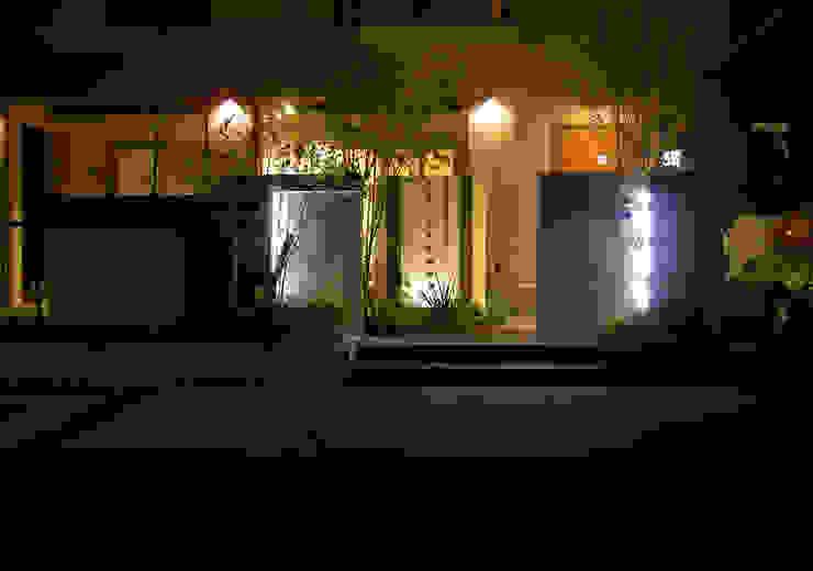 設計工房ひなたぼこ 클래식스타일 정원
