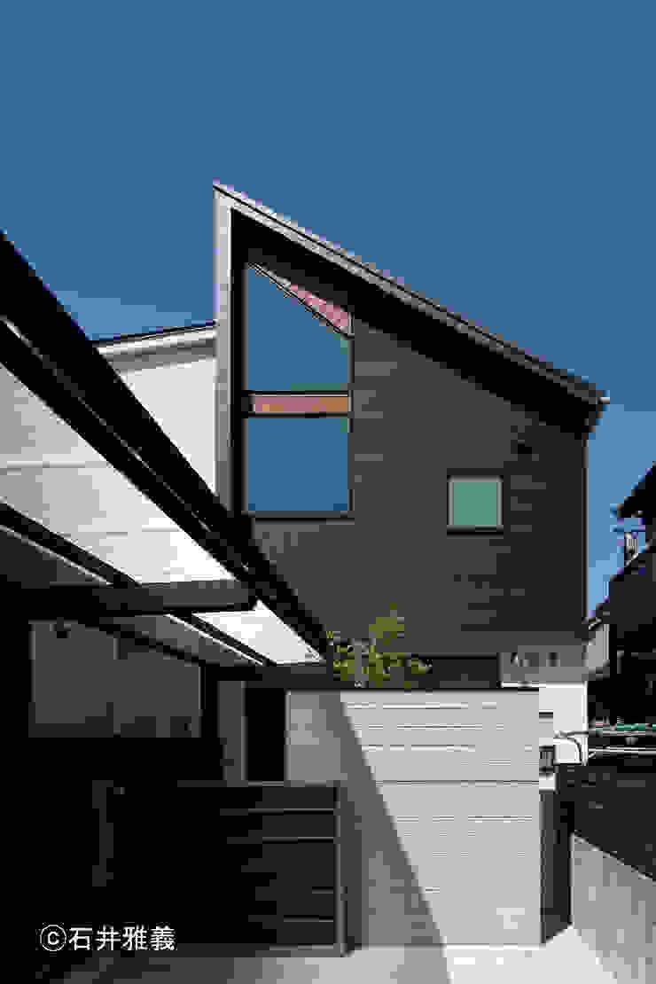 Modern Evler シーズ・アーキスタディオ建築設計室 Modern