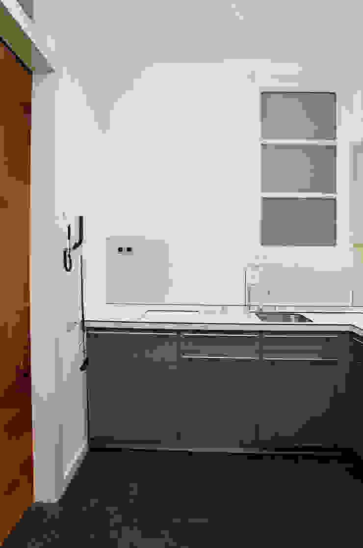 4+1 arquitectes Kitchen
