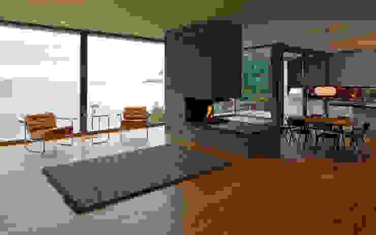 Villa Hubbell Swartz Moderne Wohnzimmer von MACH Architektur GmbH Modern