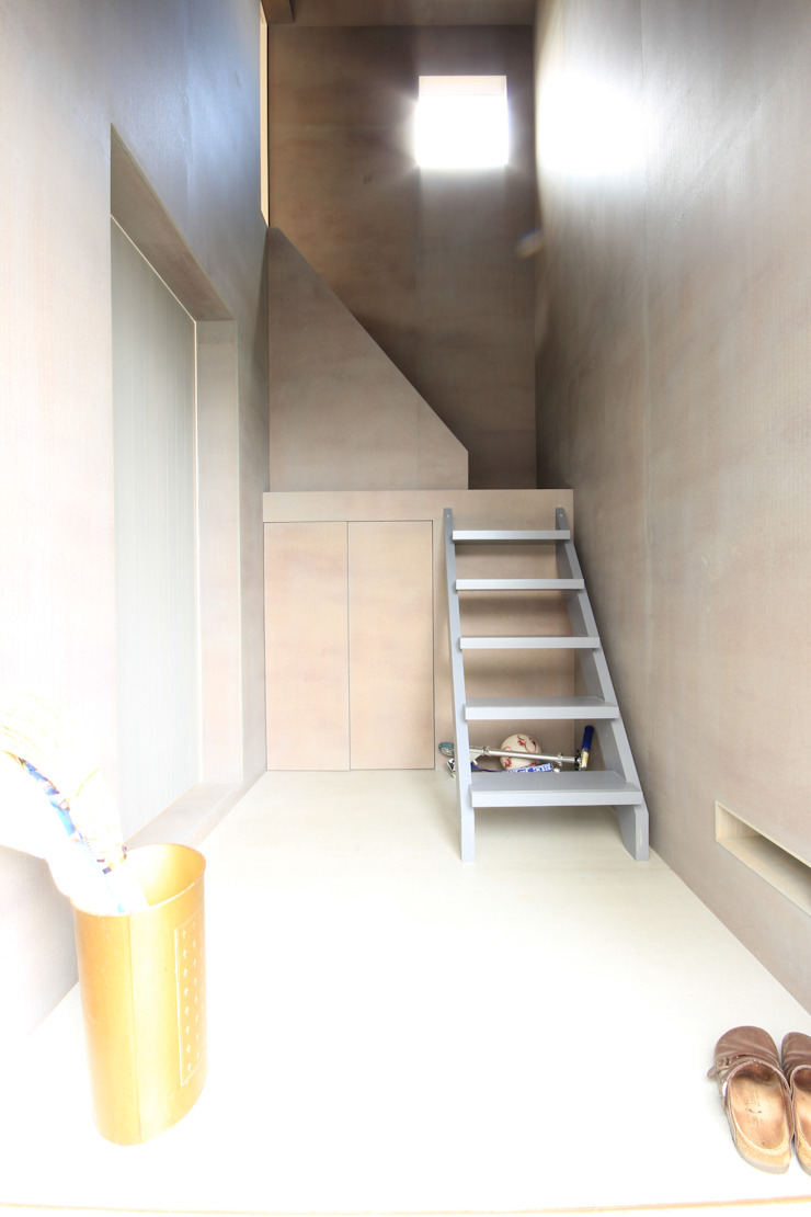 Modern Walls and Floors by きりん Modern