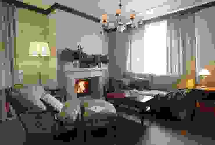 Tatiana Ivanova Design Living room