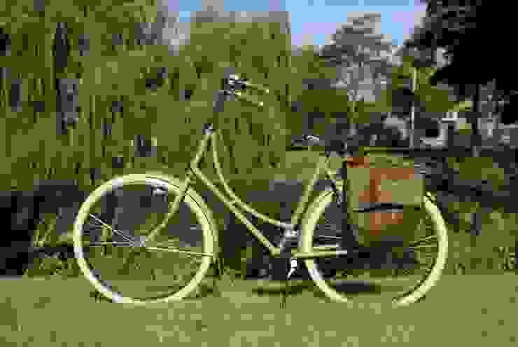 Granny bike Deluxe van BRINKHAUS fietsen Scandinavisch