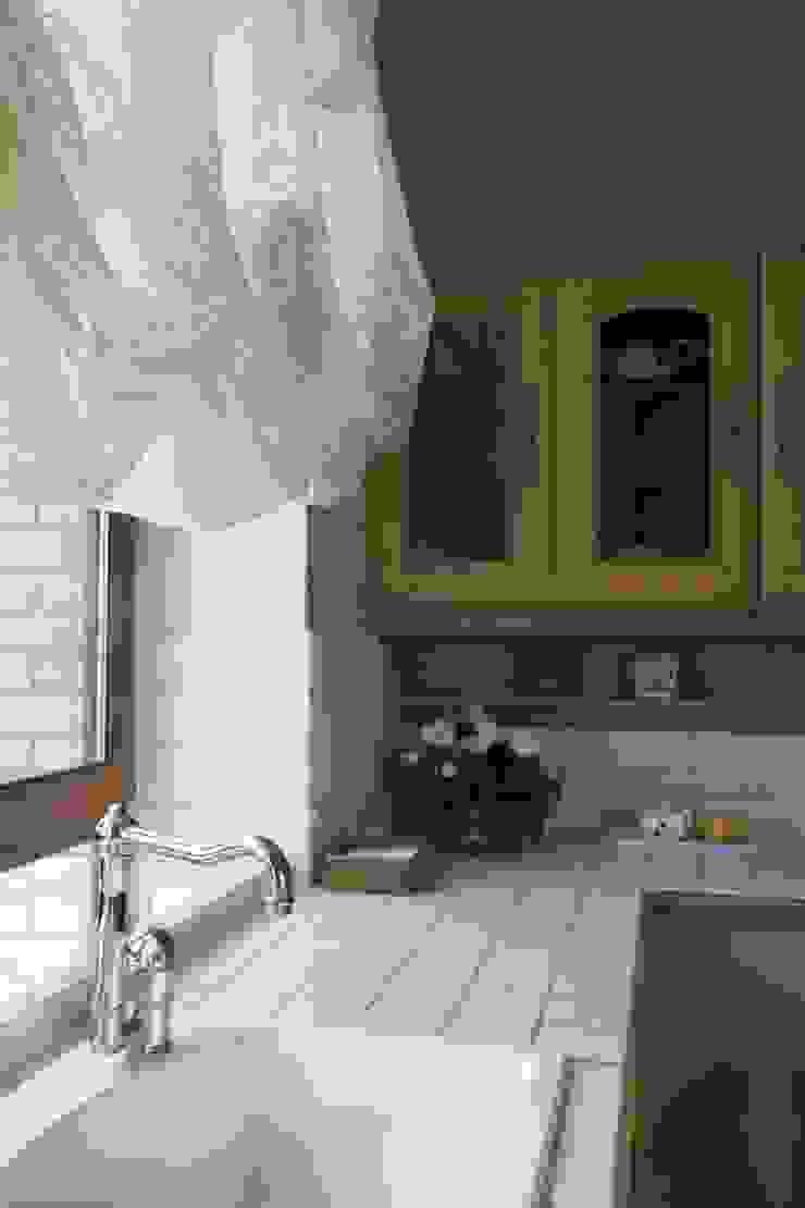 Квартира 135 м2 Кухня в классическом стиле от Tatiana Ivanova Design Классический