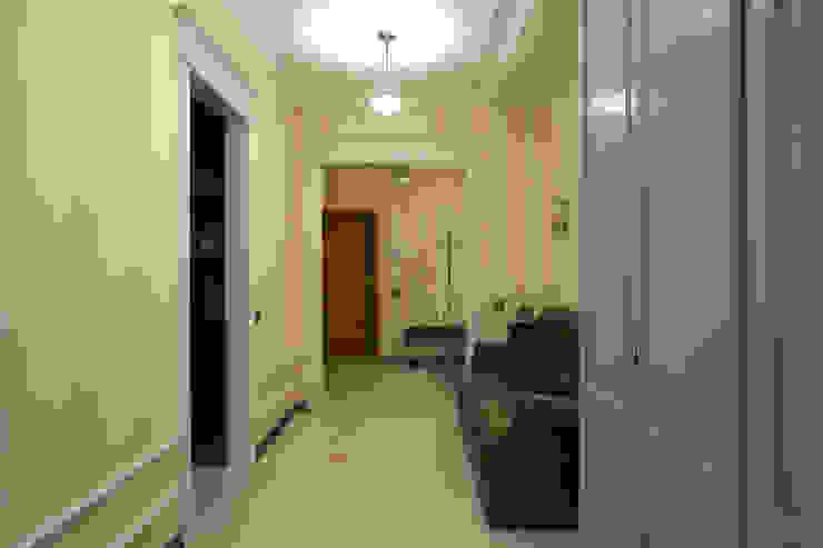 Tatiana Ivanova Design Classic style corridor, hallway and stairs