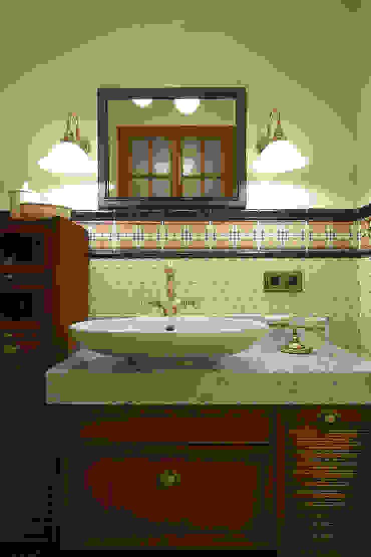 Tatiana Ivanova Design Classic style bathroom