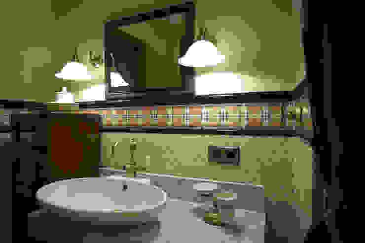 Квартира 135 м2 Ванная в классическом стиле от Tatiana Ivanova Design Классический
