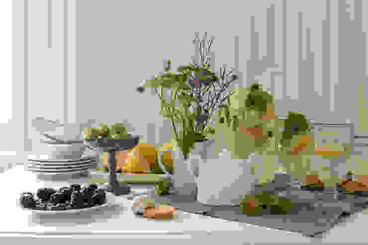Квартира 61м2 Кухня в классическом стиле от Tatiana Ivanova Design Классический