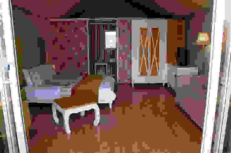 SAKLI GÖL EVLERİ Moderne slaapkamers