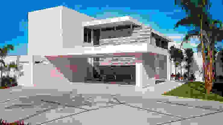 Дома в стиле модерн от Ancona + Ancona Arquitectos Модерн