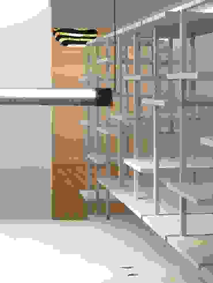 Minimalistische Geschäftsräume & Stores von dooa arquitecturas Minimalistisch
