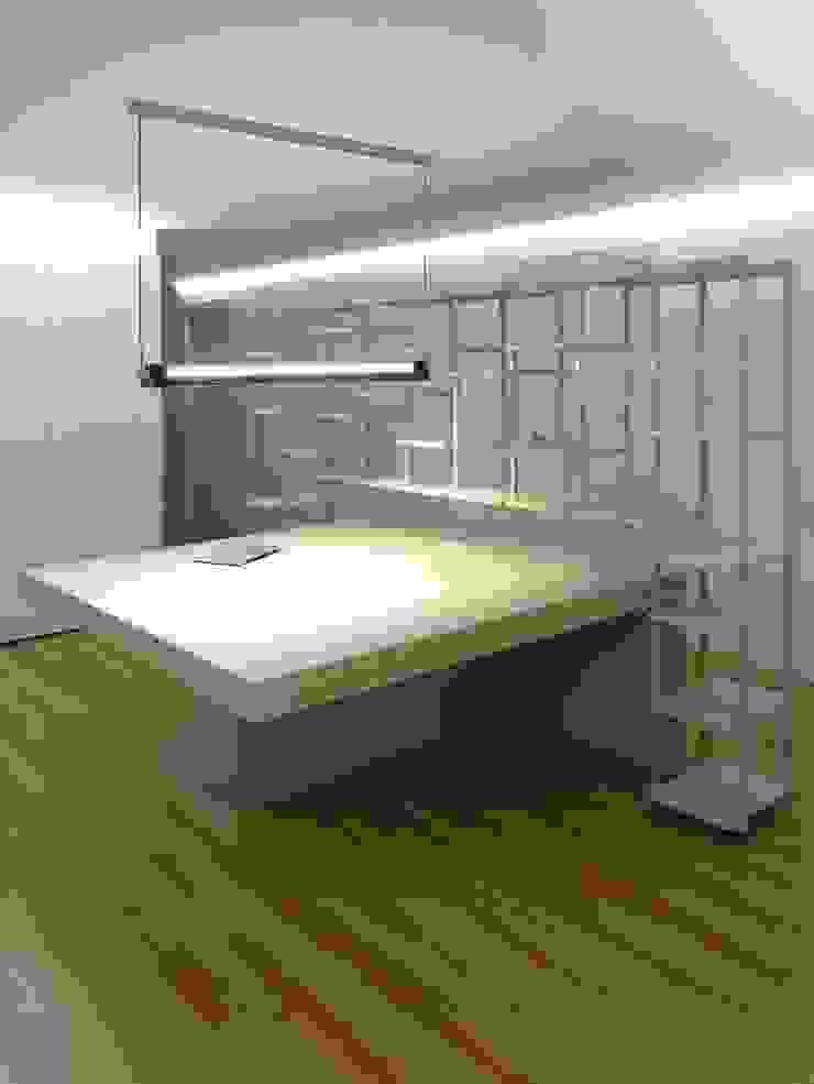 Moderne Geschäftsräume & Stores von dooa arquitecturas Modern