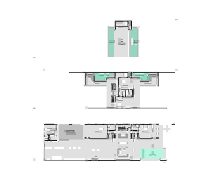 modern  by Specht Architects, Modern