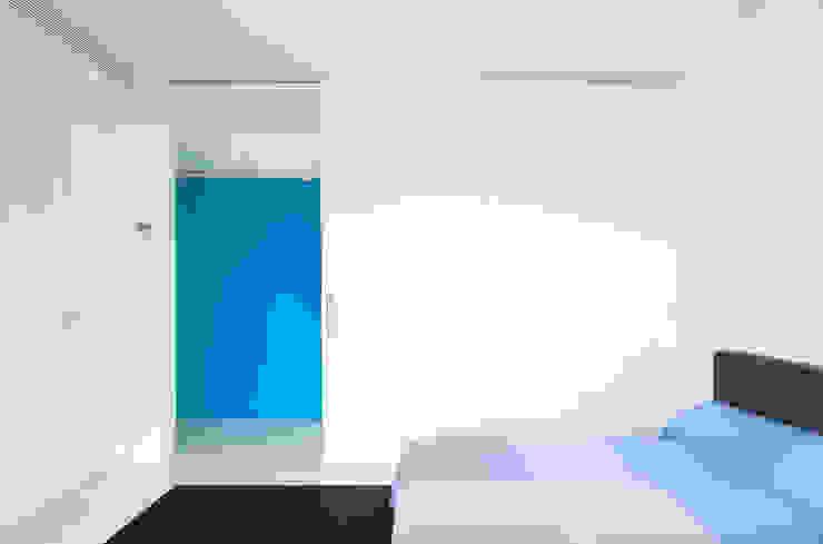 RM arquitecturaが手掛けた寝室